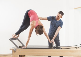 New Pilates Option at Revive  - Studio Equipment Pilates
